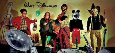 Walt disNerds - COMPLET