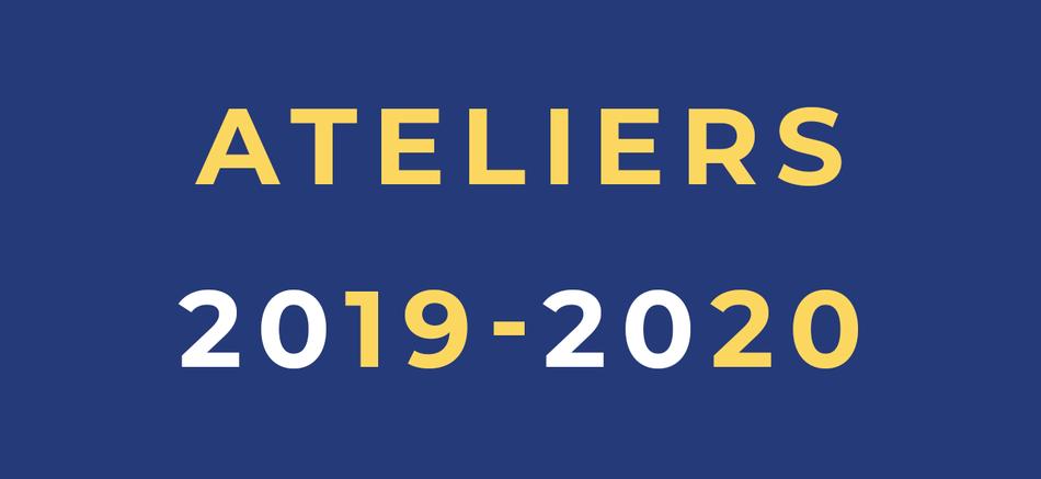 CCBB   Newsletter   Ateliers 1