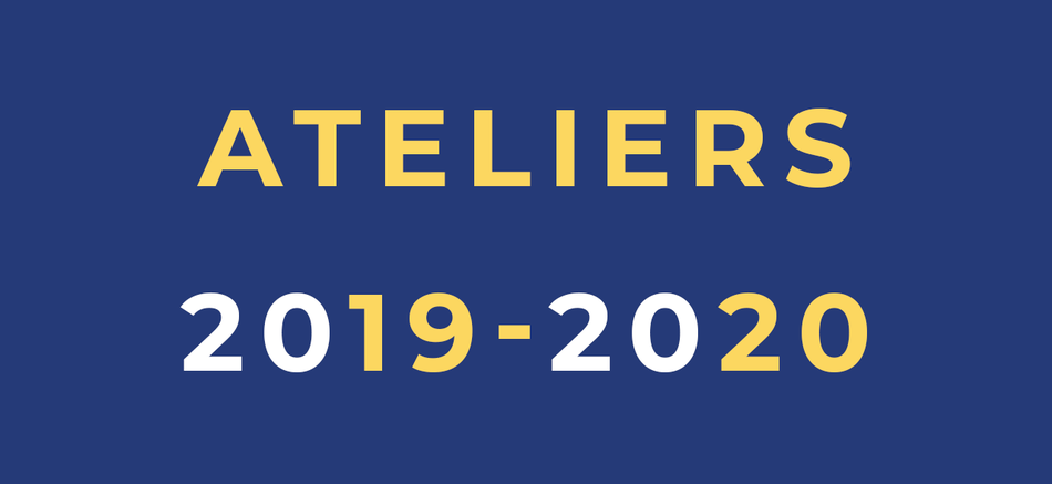 CCBB   Newsletter   Ateliers