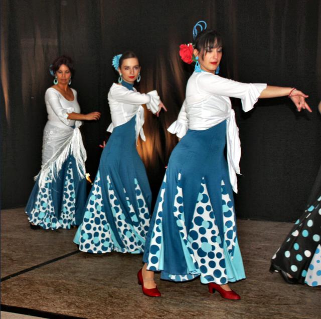 At. Flamenco   Site